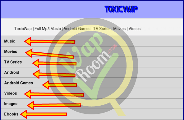 www ToxicWap com TVSeries A-Z 3GP, MP4, FLV Free Download | Web App