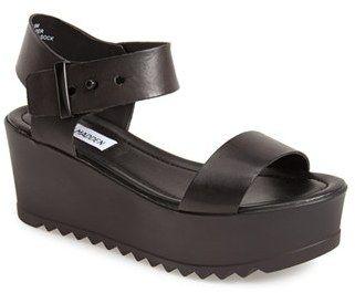 dc03649d28a1 Steve Madden  Surfside  Platform Sandal (Women) on shopstyle.com ...