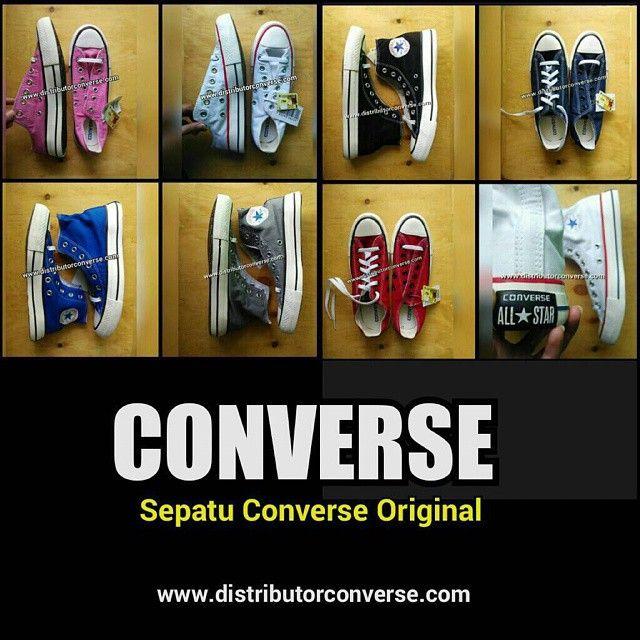 1st Hand Distributor Sepatu Converse Original Cuma Dilapak Ini