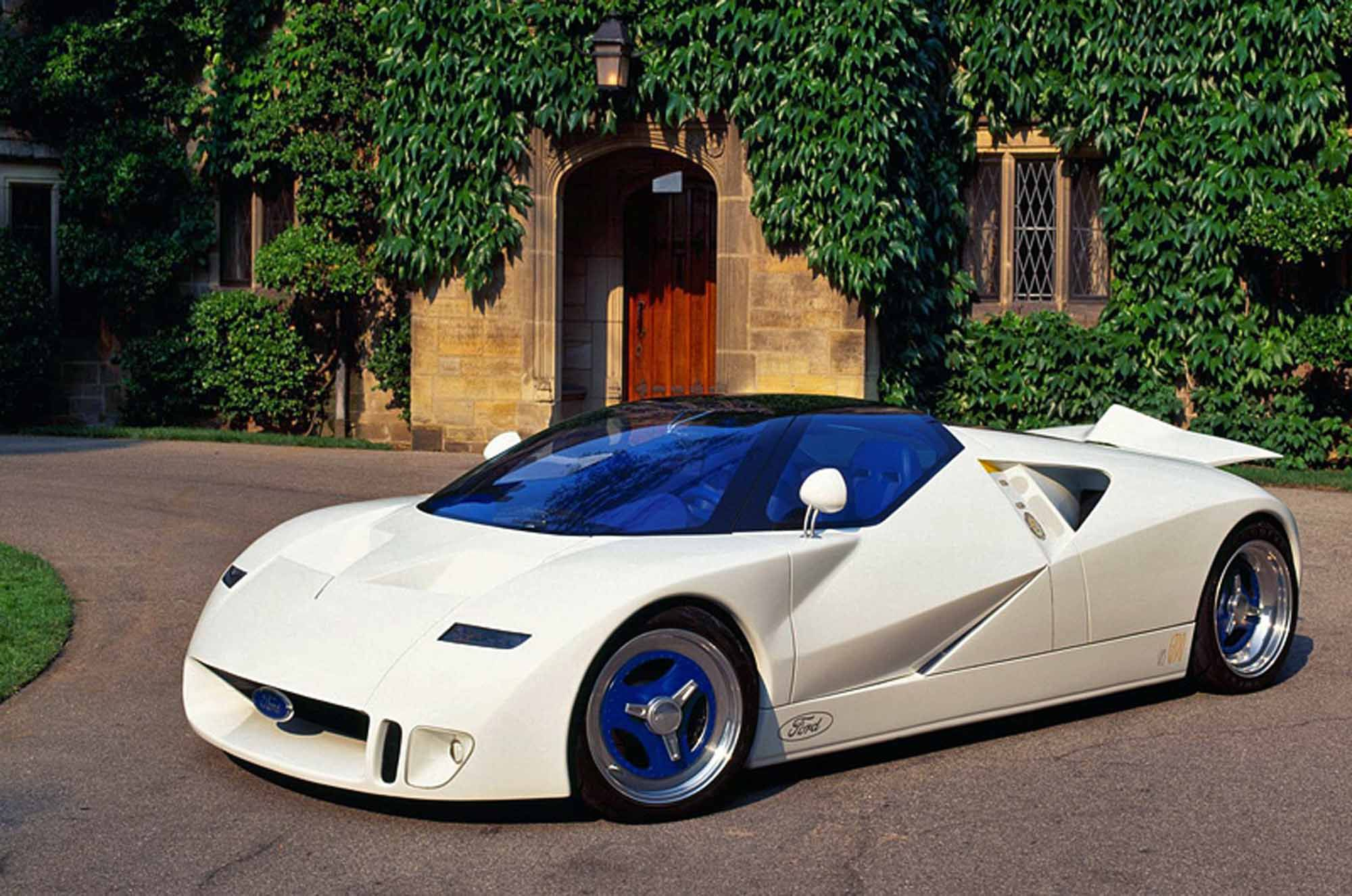 1995 Ford Gt90 With Images Ford Gt Super Cars Sports Cars