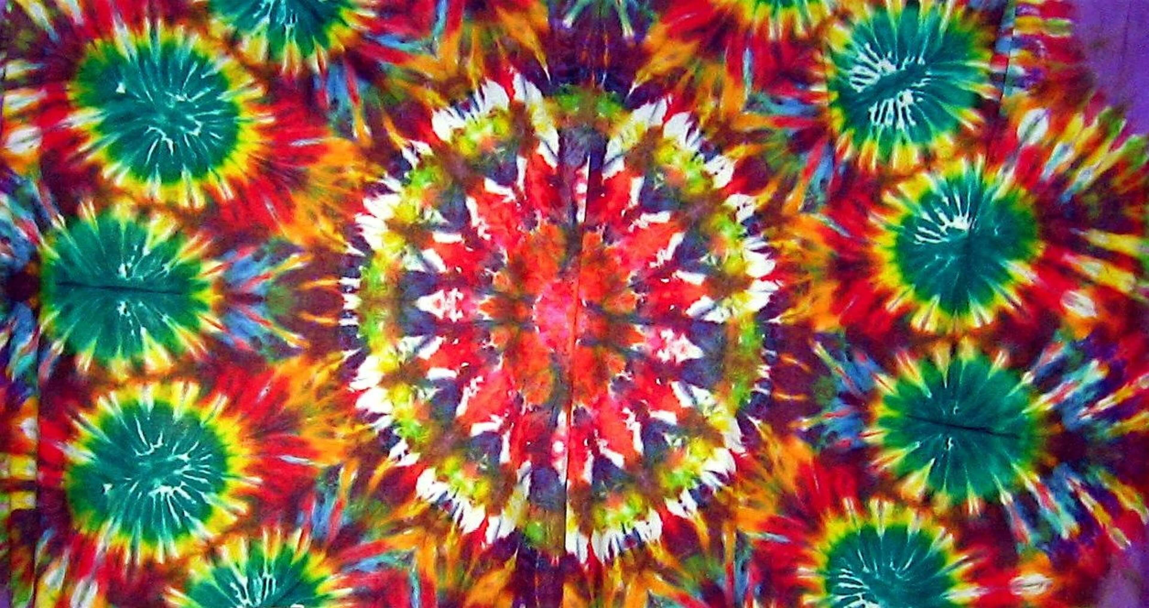 Free Tie Dye Wallpaper for iPhone 4K HD Tie dye