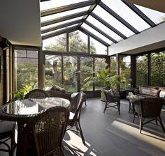 la verri re de toit peut tre plus ou moins grande selon vos d sirs veranda pinterest. Black Bedroom Furniture Sets. Home Design Ideas
