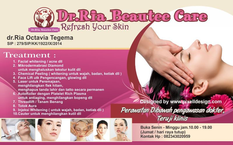 25+ Best Looking For Gambar Spanduk Salon Kecantikan