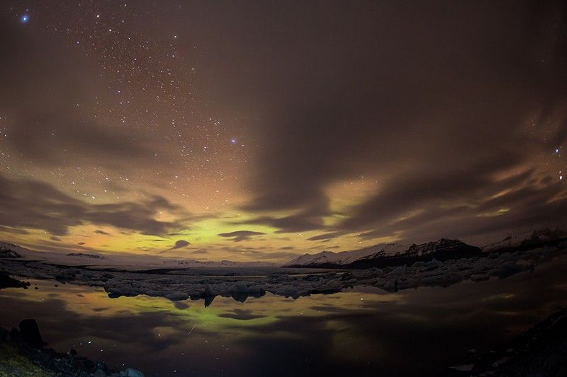 #Iceland Northern Lights
