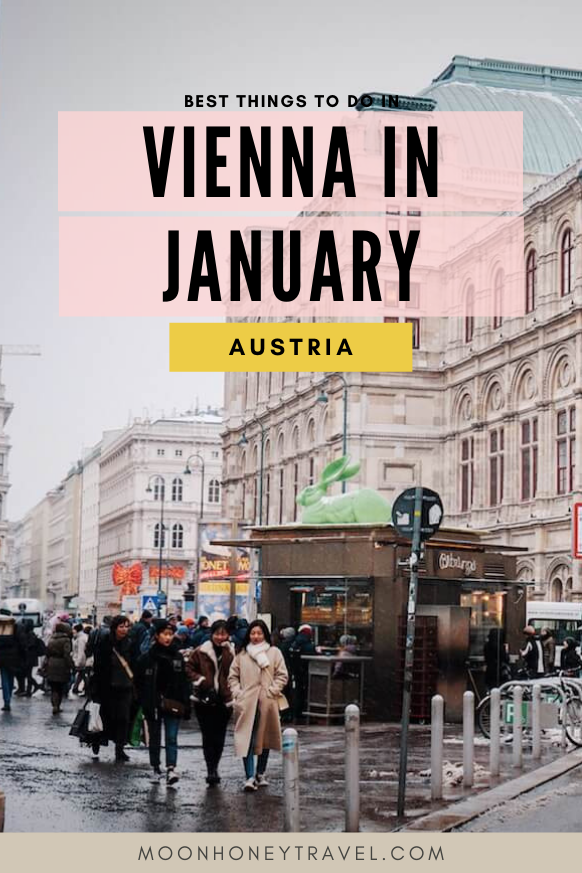 Best Things To Do In Vienna In January Austria Moon Honey Travel Vienna Things To Do Austria Travel
