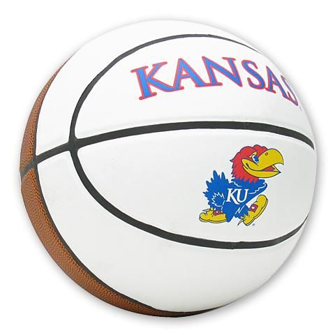 rallyhouse 37  Kansas Jayhawks Official Autograph Basketball
