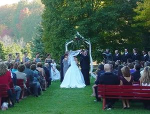 Drysdales Tree Farm Weddings Near Barrie