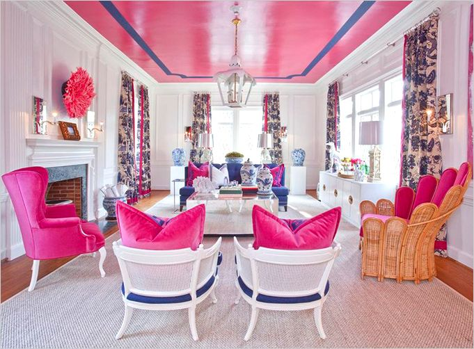 What\'s not to love about this room! Shop Decor from Parker Kennedy ...