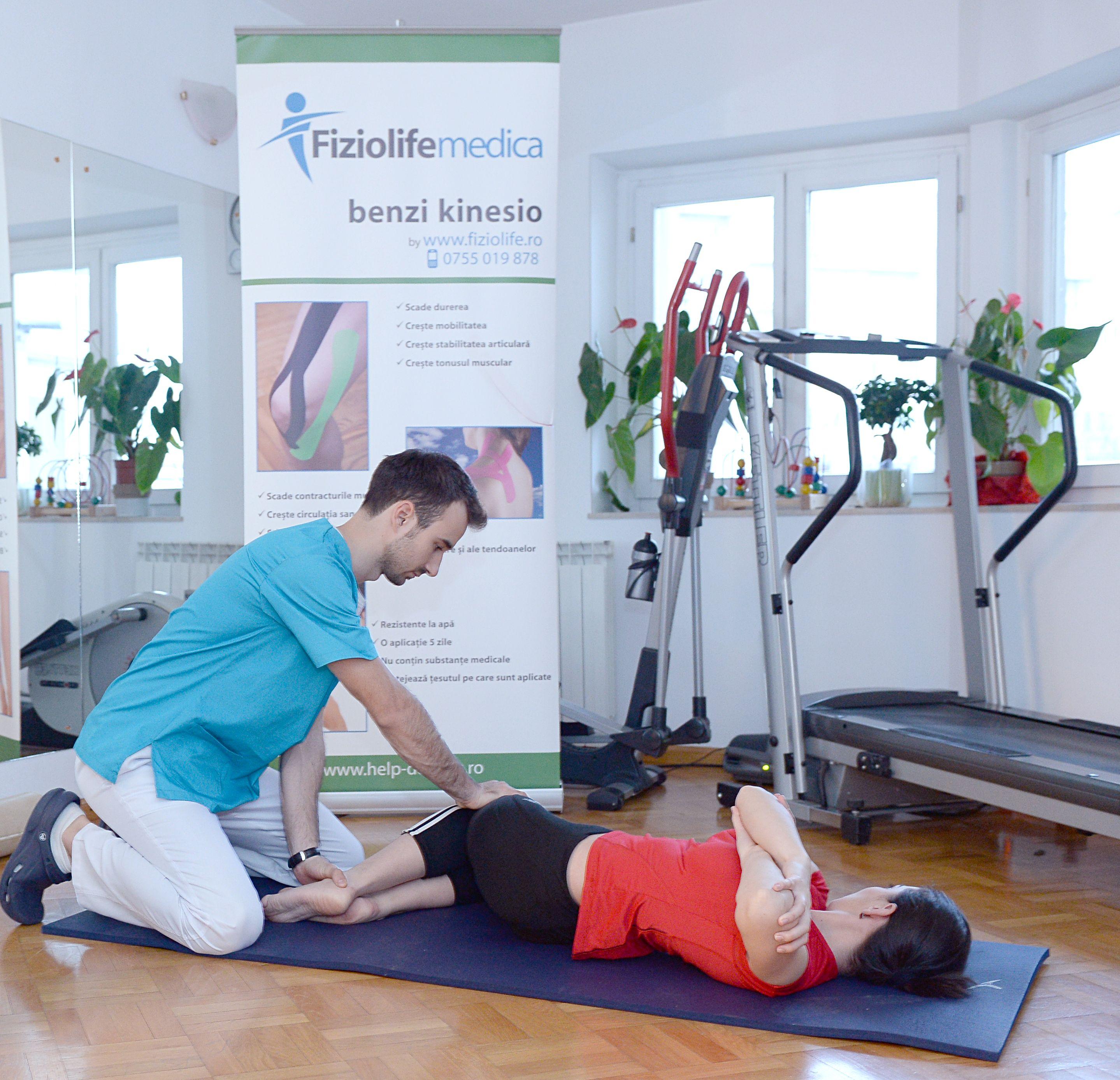 Recuperare si fizioterapie | Terapia Tecar | Laserterapia | Clinica MedSport