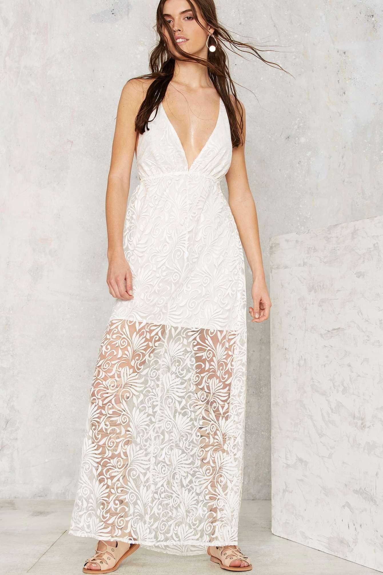 At nasty gal jonah burnout lace maxi dress styles that rock