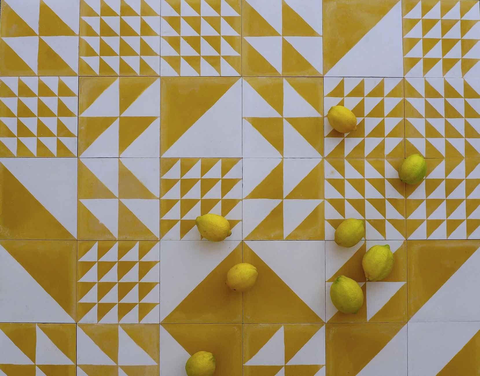 Best Pop Ham Design Concrete Graphic Tiles Geometric Tiles 400 x 300