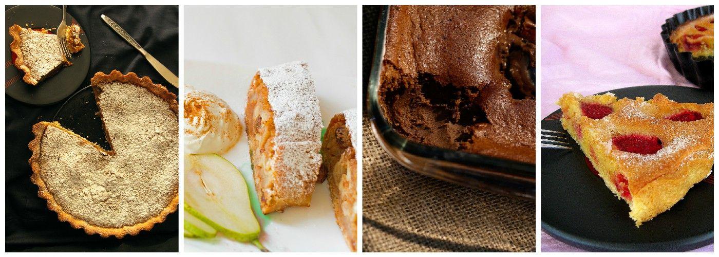 Кулинарные рецепты с фото: десерты и выпечка | Кулинария в ...
