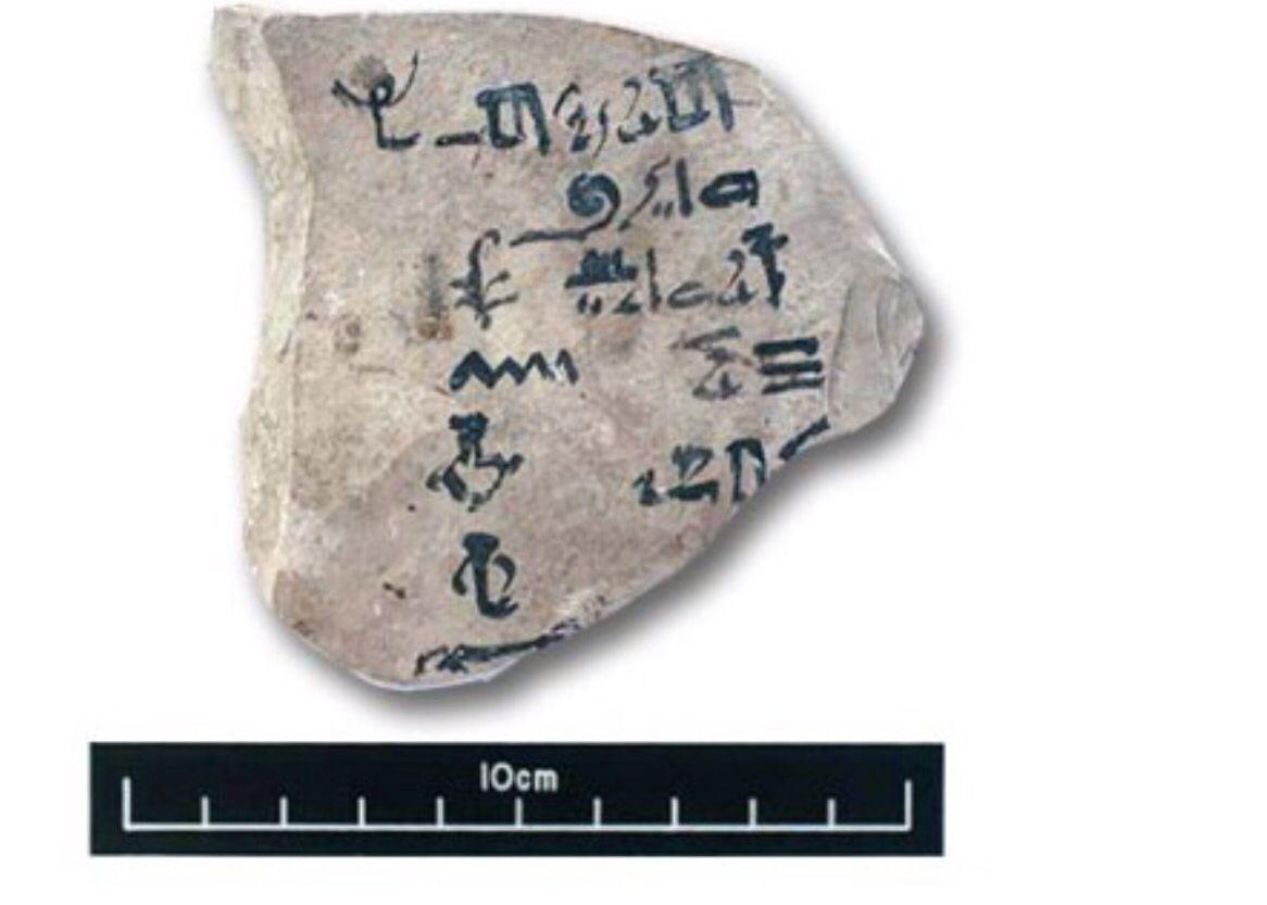 PRIMER ABECEDARIO ESCOLAR   Hace más de 20 años se halló cerca de Luxor, Egipto, un trozo de cerámica inscrita por ambas partes. Ahora se ha comprobado que la inscripción es una lista (incompleta) de palabras escritas en orden alfabético en algún momento del siglo XV a.C. Ello lo convierte en el primer abecedario escolar inscrito en piedra del mundo. La tableta de cerámica u ostracon se encontró en la Tumba 99 (TT99) de Tebas, el lugar de enterramiento de un oficial de la XVIII Dinastía…