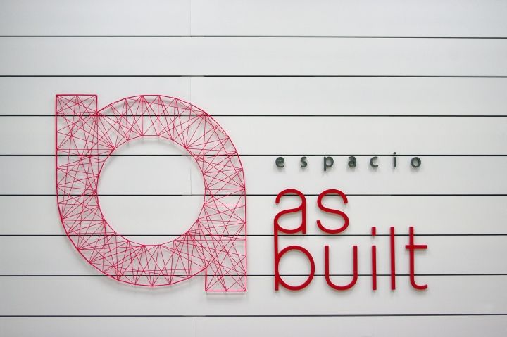 As built
