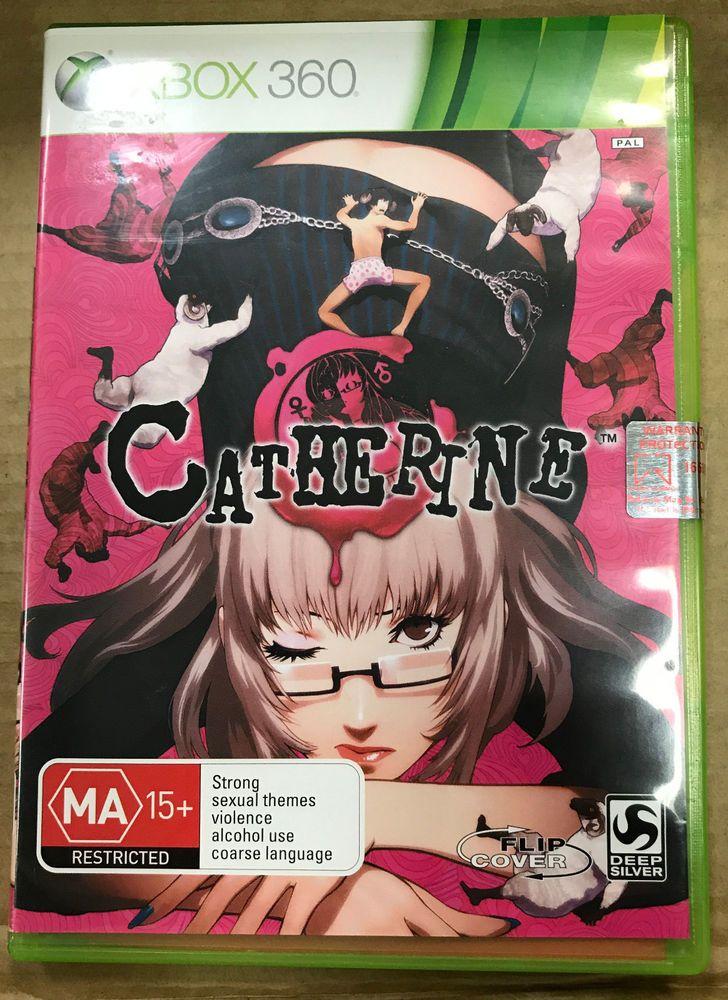 Catherine (Microsoft Xbox 360, 2012) Xbox, Xbox 360, New