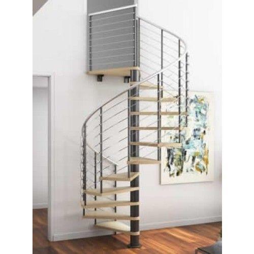 Best 42 D Compression Spiral Stair 85 152 Spiral 400 x 300