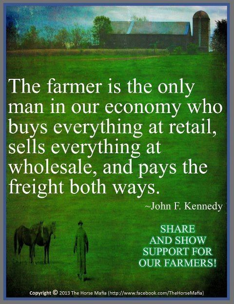 Farmer Quotes Pinchristopher Devries On Quotes  Pinterest
