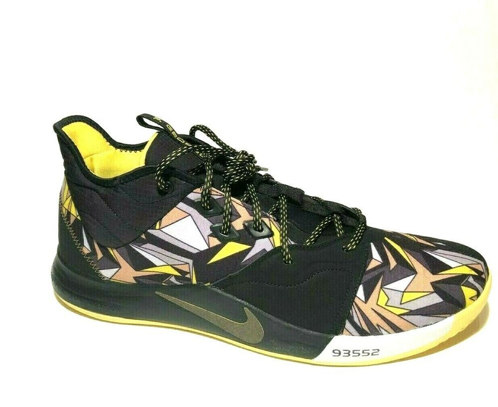 Nike PG 3 Kobe Mamba Mentality