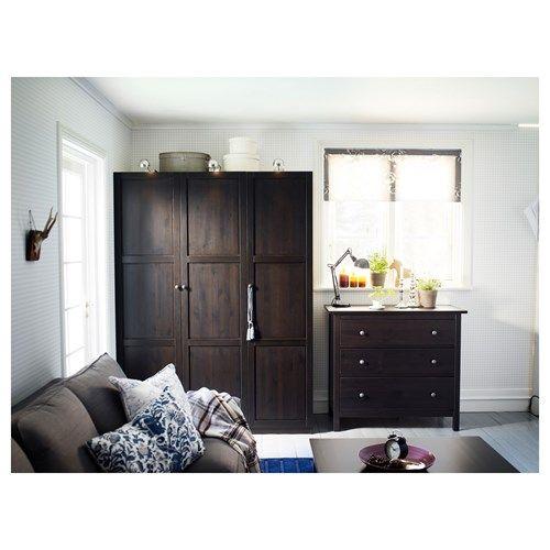 HEMNES,chest of 3 drawers Wohnungseinrichtung
