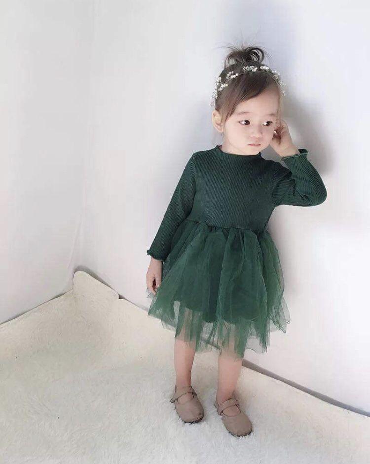 13++ Green toddler dress ideas