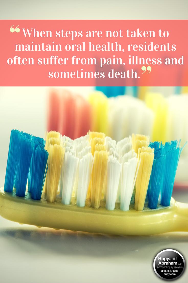Zahnpflege ist wichtig für die Gesundheit, aber viele Pflegeheime können sie nicht anbieten   – Nursing Homes & Senior Safety