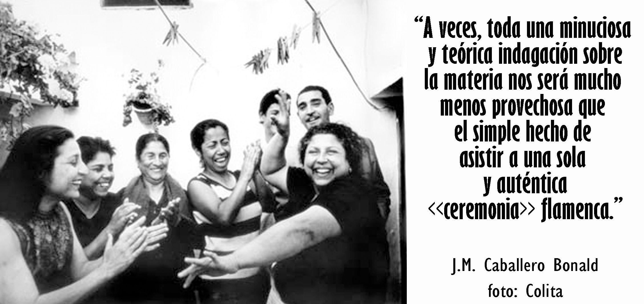 Ceremonia Flamenca Fernanda Y Bernarda De Utrera Cita Quote Frase