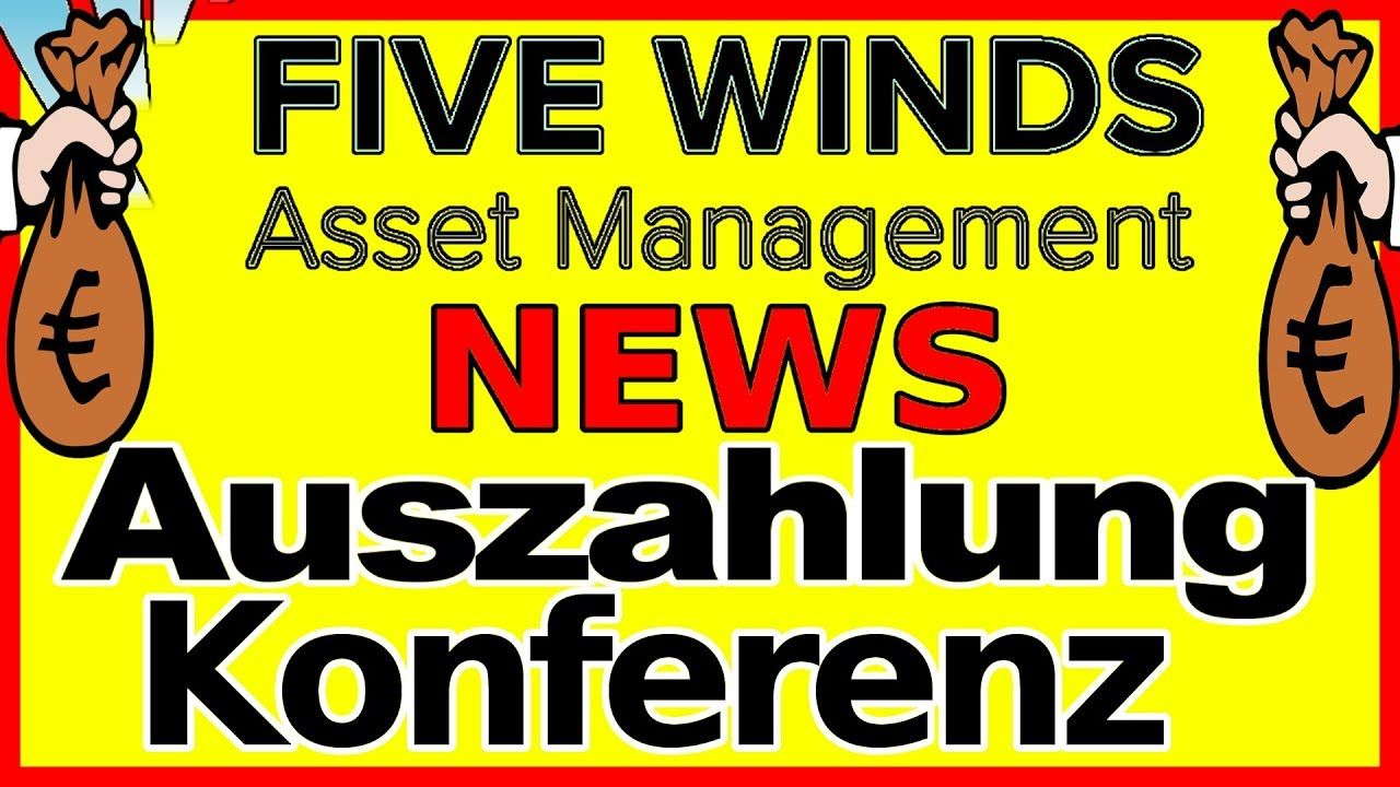 Five Winds Auszahlungen