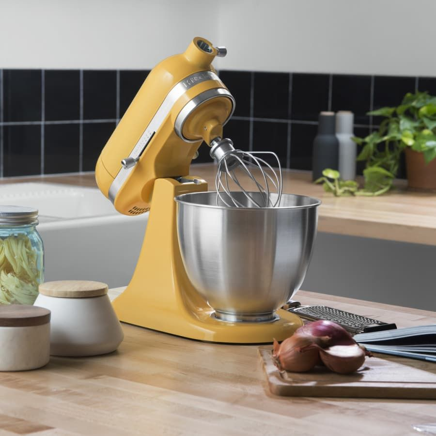 Heres why a kitchenaid mixer might change your life with
