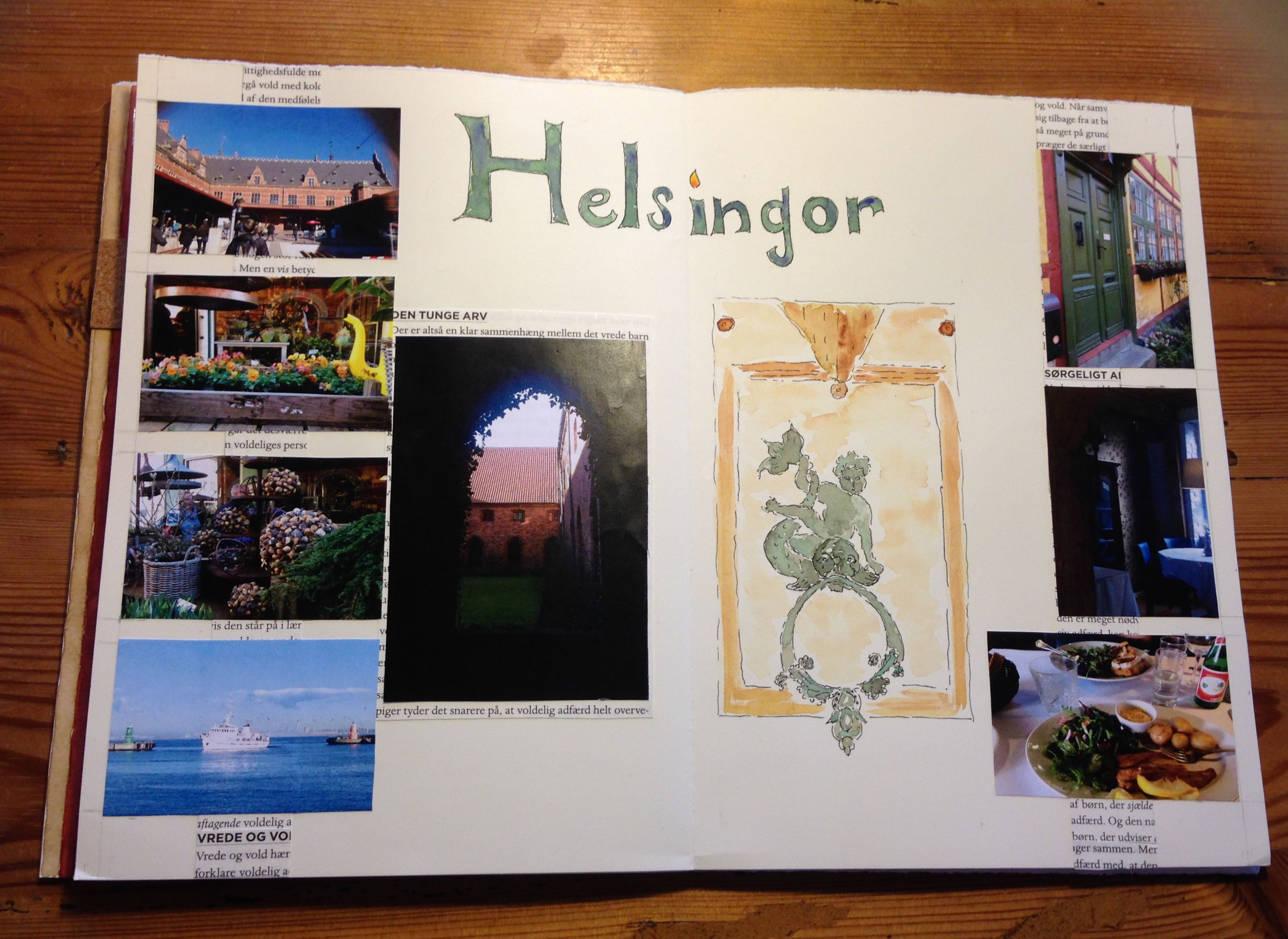 Pin On Journal Page Layouts