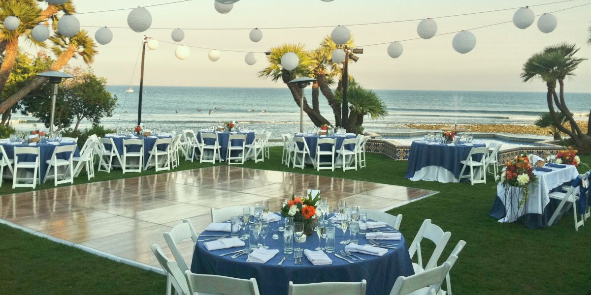 The Historic Adamson House Weddings Price Out And Compare Wedding Costs For Ceremony Reception Venues In Central Coast Southern California