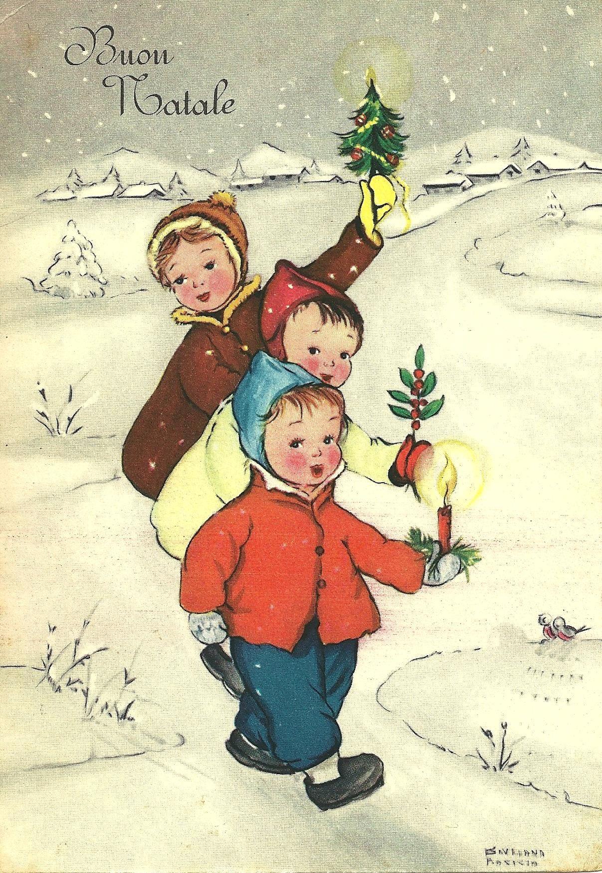 Vintage christmas card 1955 vintage pinterest vintage vintage christmas card 1955 kristyandbryce Images