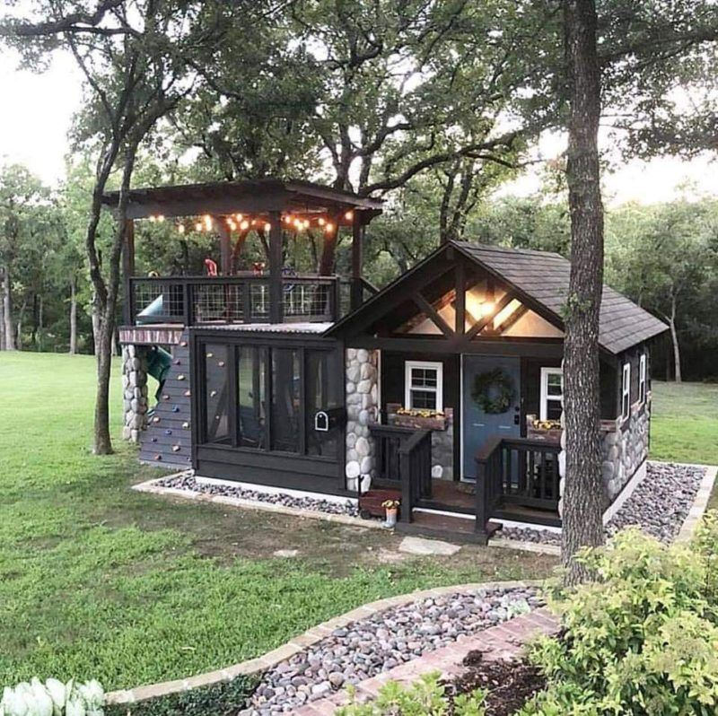 14 Beautiful Diy She Shed Ideas That Everyone Can Build Small Dream Homes Tiny Cabins Tiny House Design