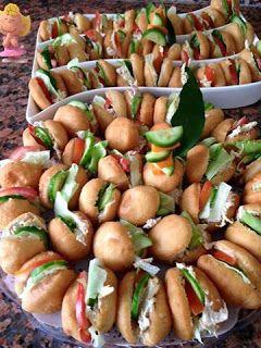 Resep Cara Membuat Hamburger Goreng Mini Irit Resep Hamburger Resep Burger Makanan