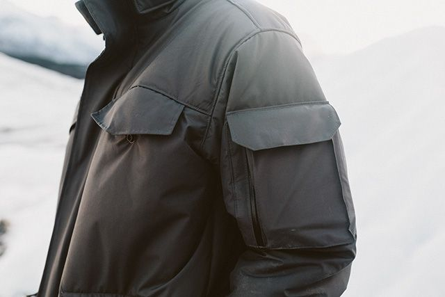 The Ultimate American Jacket: Insulated With Bison Fiber on Kickstarter