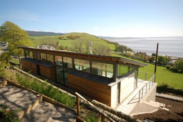 Architektur » Haus am Hang bauen- Die besonderen Anforderungen der ...