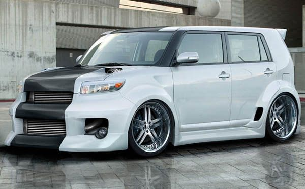 The Scion Xb And The Tc A History Of The First Two Scions