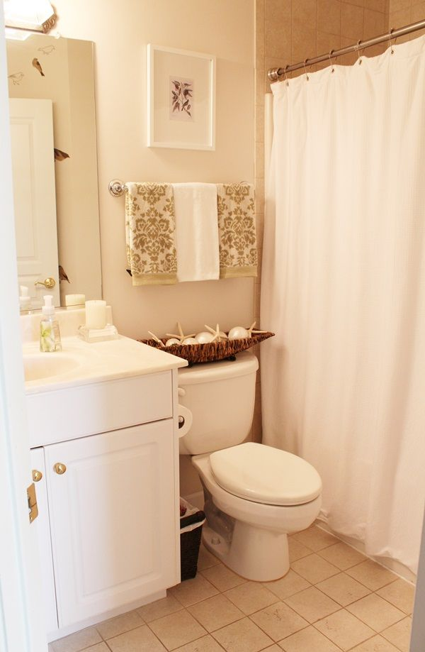 Delightful Main Floor Bathroom Ideas Part - 5: My Space: Main Floor Bathroom