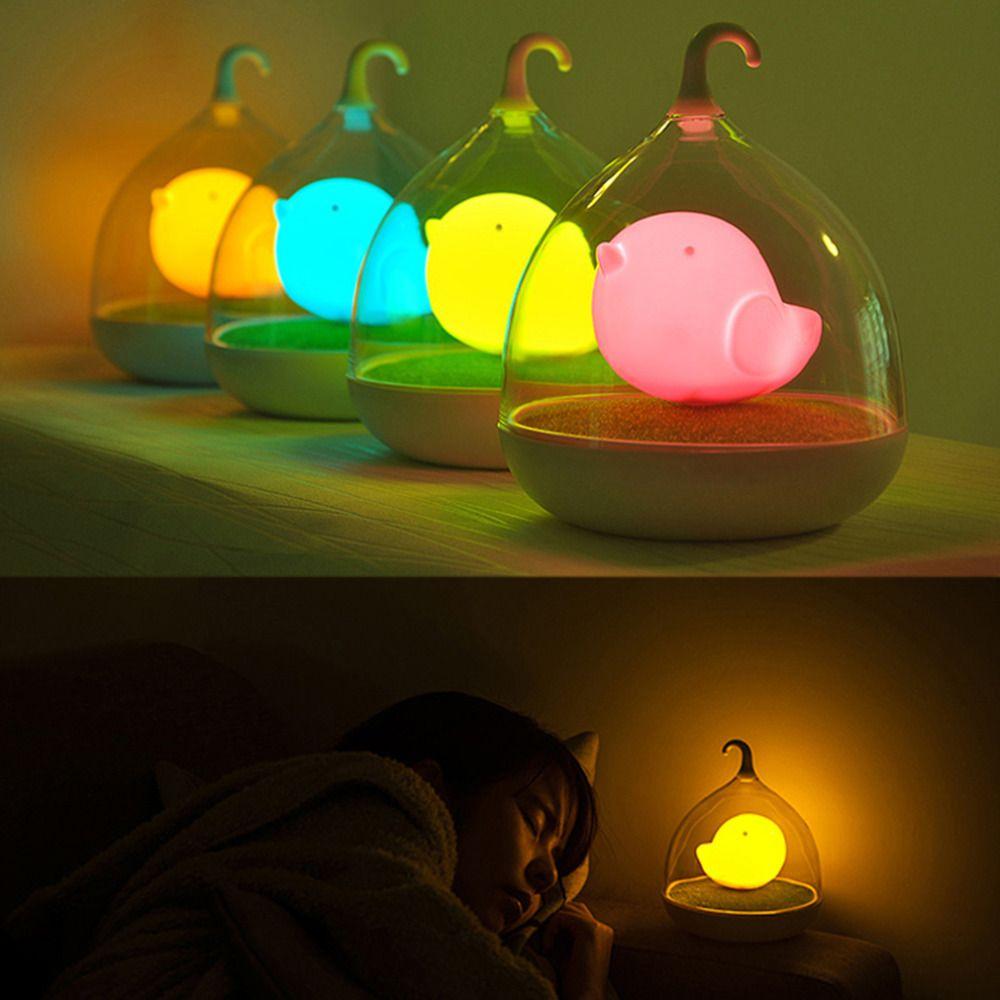 Trouver plus Veilleuses Informations sur Accueil LED lampe de nuit ...