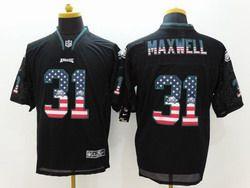 Nike Philadelphia Eagles Jersey 31 Byron Maxwell Black Men  s Stitched NFL  Elite USA. Eagles JerseyFashion BlackUsa FlagGreen Bay Packers ... faaece1d1
