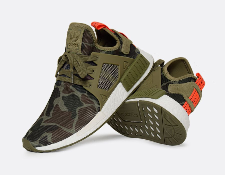0505c4afbd49e NMD XR1 Duck Camo - Olive