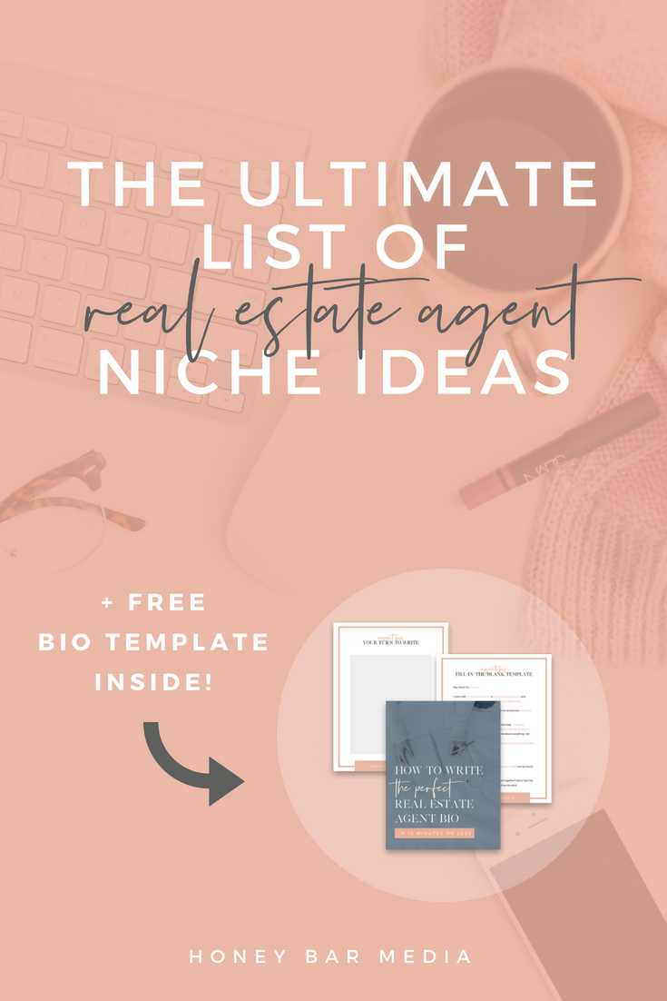 How To Choose A Profitable Real Estate Niche Community Influencer Real Estate Branding Real Estate Real Estate Business