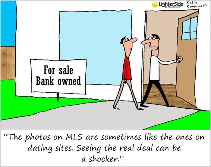 9 Comics That Show What It's Like Being a Real Estate Agent