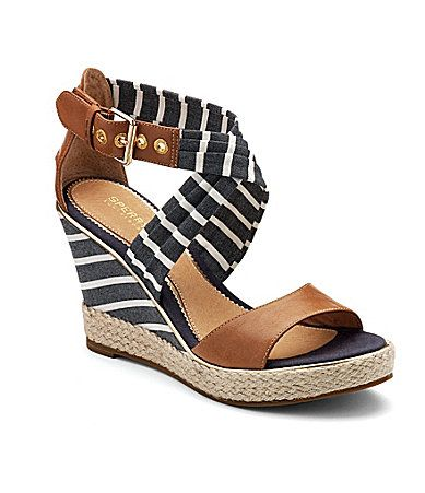 Sperry Sperry Sperry Top Sider Aurora Espadrille Now this is a Sperry shoe I'd f8fbb0