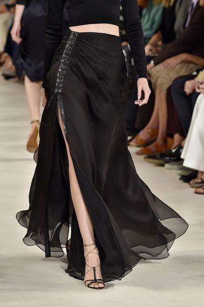 Ralph Lauren at New York Fashion Week Spring 2015