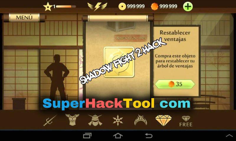 shadow fight 2 mod ios