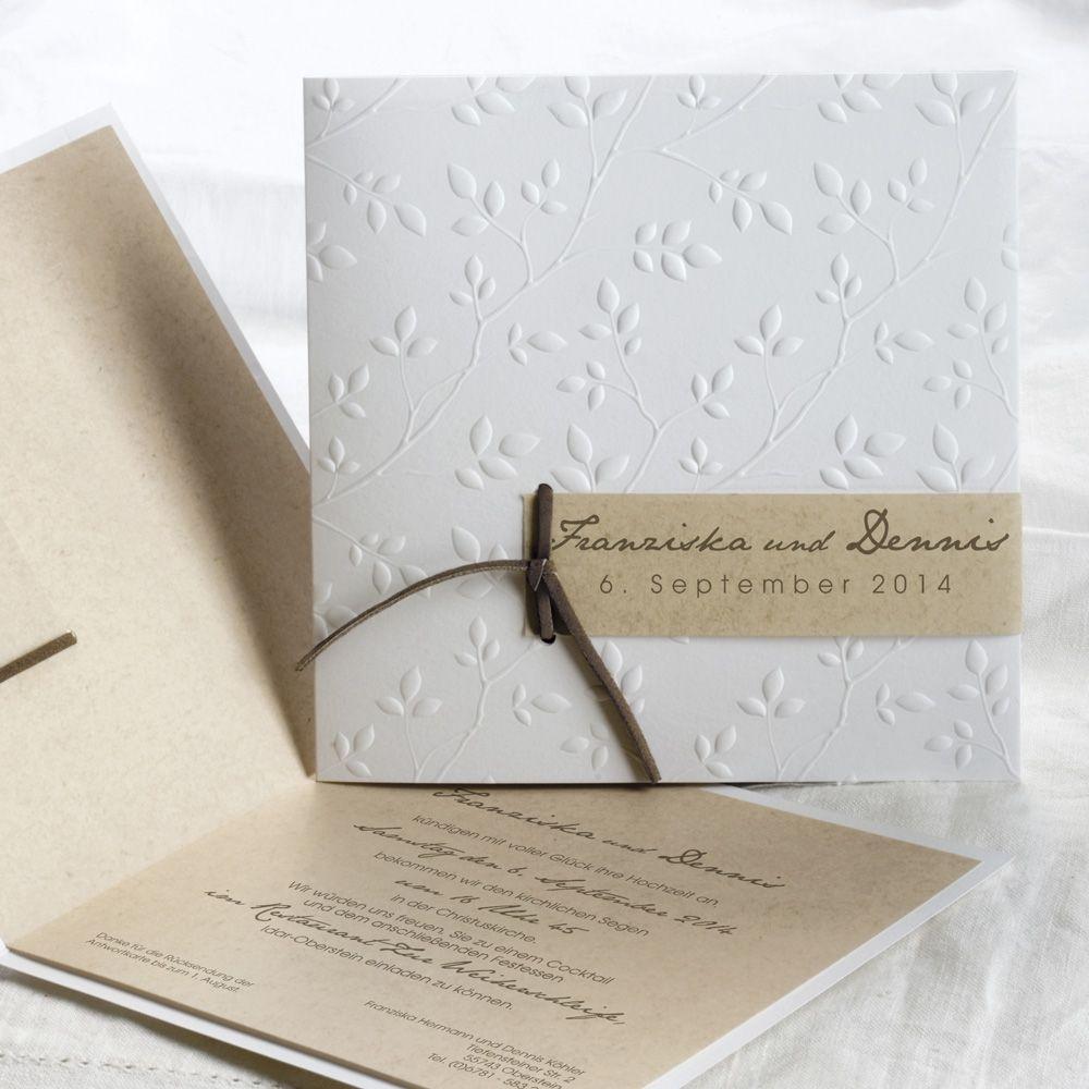 Classic Hochzeitskarten Hochzeitskarten Kreativehochzeitskarten