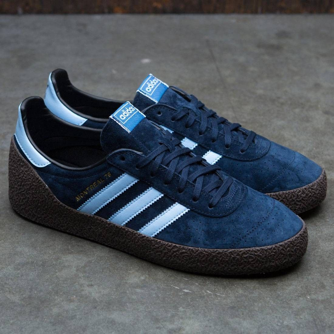514899b12f Adidas Men Montreal 76 (navy   collegiate navy   clear sky   gold ...
