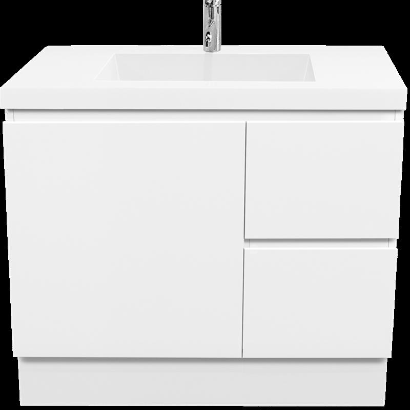 interesting bunnings bathroom vanities. Find Cibo Design Function Slimline Floor Vanity at Bunnings Warehouse  Visit your local store for the widest range of bathroom plumbing products 900mm