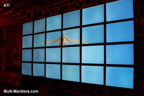 how to make dual monitors one screen