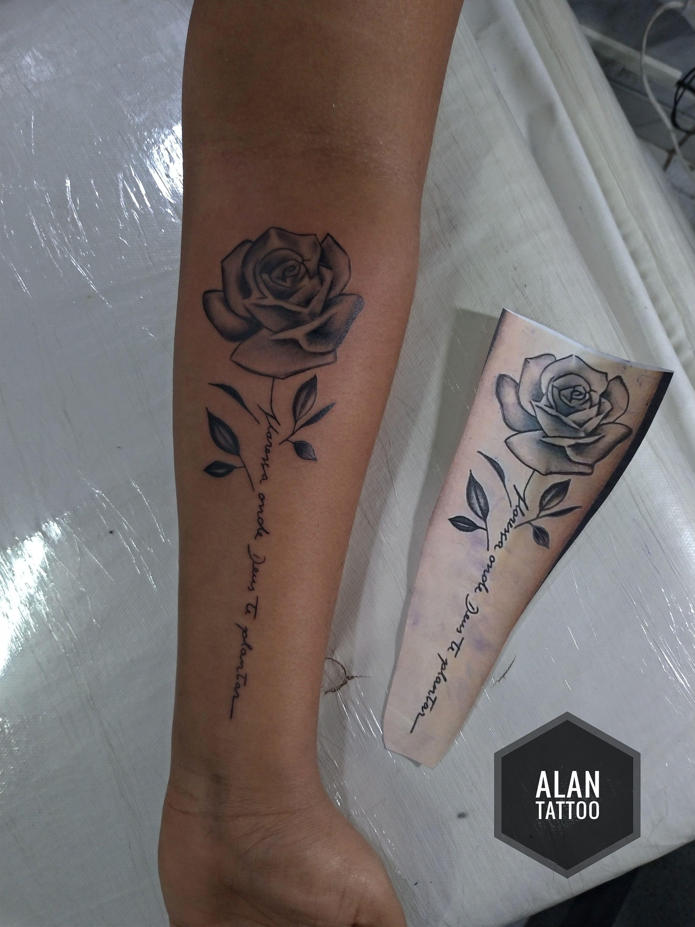 Photo of Tatuaje rosa! # tatuaje # tatuajes # rosa # chicas – sandy